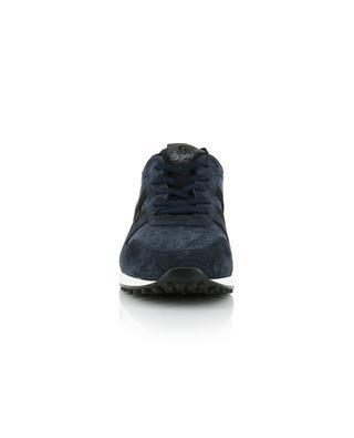 Sneakers aus Wildleder und Stoff H429 HOGAN
