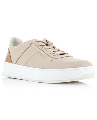 Low-top leather sneakers TOD'S