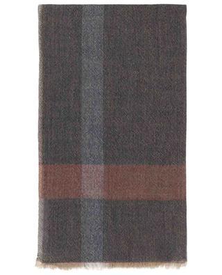 Écharpe fine en cachemire avec rayures Giglio 19 ANDREA'S 47