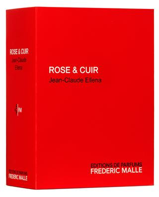 Rose & Cuir perfume - 100 ml FREDERIC MALLE
