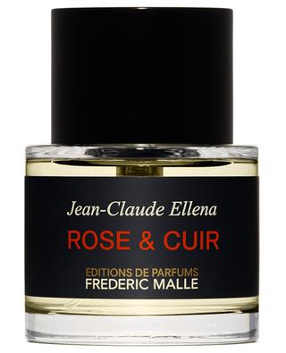 Rose & Cuir perfume - 50 ml FREDERIC MALLE