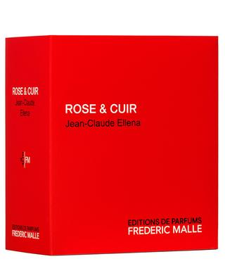 Rose & Cuir perfume - 50 ml FREDERIC MALLE