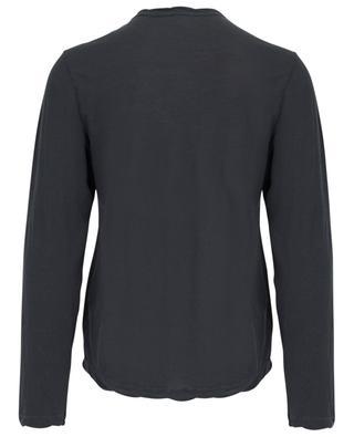 Langarm-T-Shirt aus Baumwolle JAMES PERSE