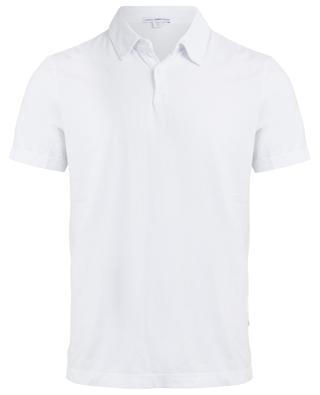 Supima cotton polo shirt JAMES PERSE