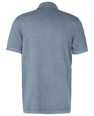 Supima cotton polo shirt JAMES PERSE