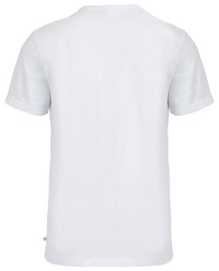 Supima cotton T-shirt with pocket JAMES PERSE