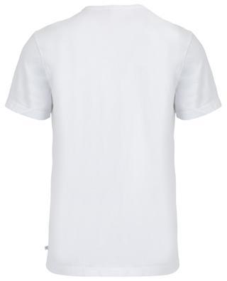 T-Shirt aus Supima-Baumwolle mit Tasche JAMES PERSE