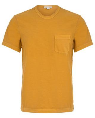 T-shirt en coton Supima avec poche JAMES PERSE