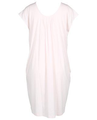 Kellie sleeveless organic cotton sleepshirt SKIN