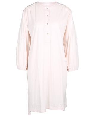 Kerriane short sleepshirt with long puff sleeves SKIN