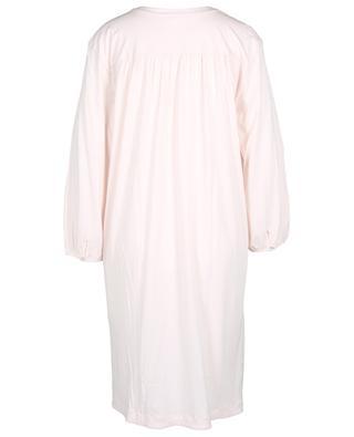 Chemise de nuit courte à manches longues bouffantes Kerriane SKIN