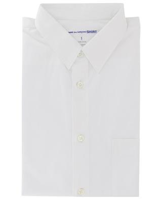 Short-sleeved cotton shirt COMME DES GARCONS SHIRT