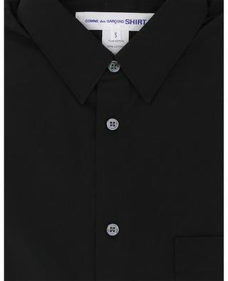 Chemise à manches courtes en coton COMME DES GARCONS SHIRT