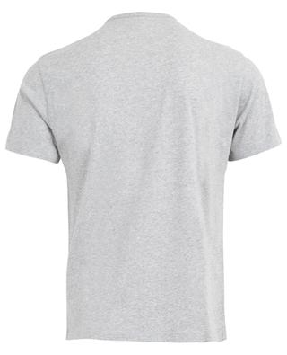 Permtee heather grey cotton T-shirt OFFICINE GENERALE