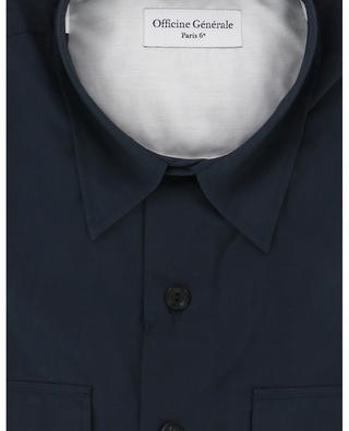 Baumwollhemd mit Brusttaschen OFFICINE GENERALE