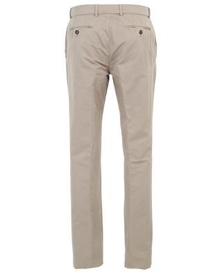 Hose aus Baumwolle und Leinen mit Gürtel Paul OFFICINE GENERALE