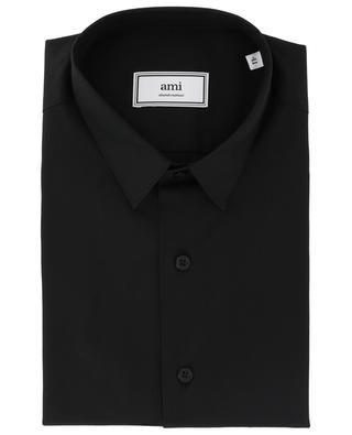 Klassisches Hemd aus Popeline AMI Fit AMI