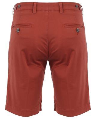 Cotton stretch Bermuda shorts B SETTECENTO