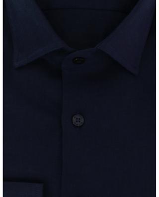 Langärmliges Hemd aus Leinen ETRO