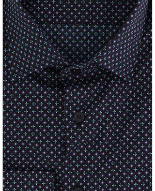 Casual-Hemd mit kleinem Motiv-Print Comfortetro ETRO