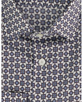 Chemise imprimée mosaïque en coton ETRO