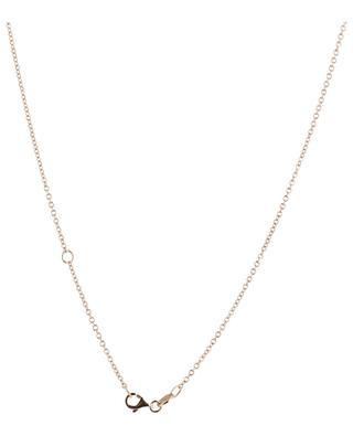 Halskette aus Roségold mit Diamant Amour GBYG