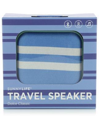 Dolce Classic striped travel speaker SUNNYLIFE