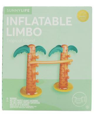 Tropical Island inflatable limbo game SUNNYLIFE