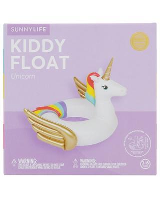 Aufblasbarer Schwimmreifen für Kinder Unicorn SUNNYLIFE