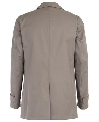 Short cotton trench coat HERNO