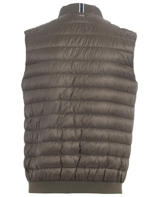 Quilted down vest HERNO