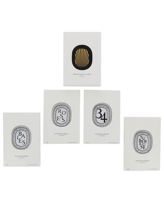 Car diffuser with 4 scented inserts Baies DIPTYQUE