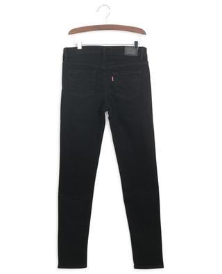 Schwarze Jeans 710 Super Skinny LEVI'S KIDS