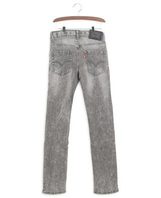 Ausgewaschene graue Jeans 510 Skinny LEVI'S KIDS