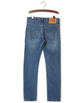 Ausgewaschene Skinny-Fit-Jeans 510 LEVI'S KIDS