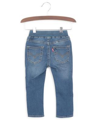 Baby-Jeans aus ausgewaschenem Denim Skinny LEVI'S KIDS