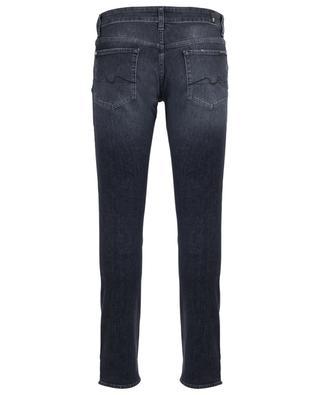 Ausgewaschene Skinny-Fit Jeans Ronni 7 FOR ALL MANKIND