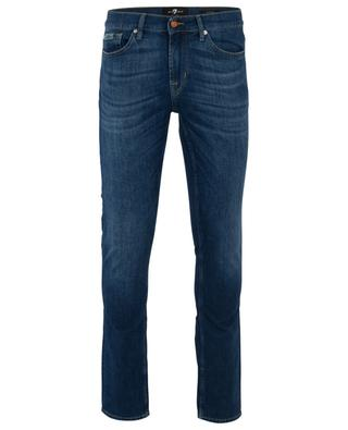 Ronnie Special Edition Santafé Dark Blue faded skinny fit jeans 7 FOR ALL MANKIND