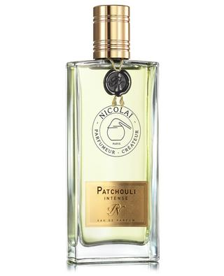 Eau de parfum Patchouli Intense - 100 ml parfums de nicolai