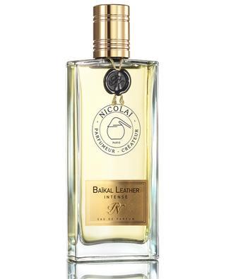 Eau de parfum Patchouli Intense - 100 ml NICOLAI