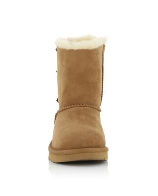 Bailey Bow II ribbon adorned ankle boots UGG