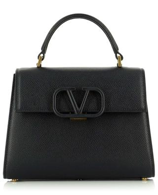 VSLING Small grainy leather handbag VALENTINO