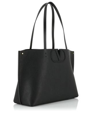 Fillme Small grained leather tote bag VALENTINO