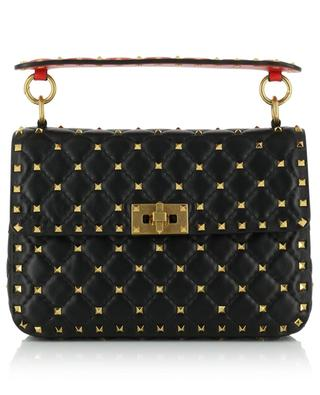 Rockstud Spike quilted leather handbag VALENTINO