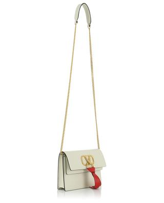 Mini-Schultertasche aus Leder VRING VALENTINO
