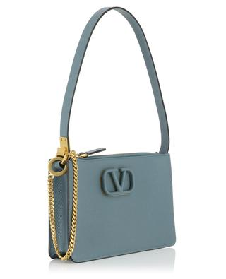 VSLING grained leather clutch VALENTINO