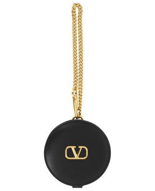 Bijou de sac en cuir avec miroir VALENTINO