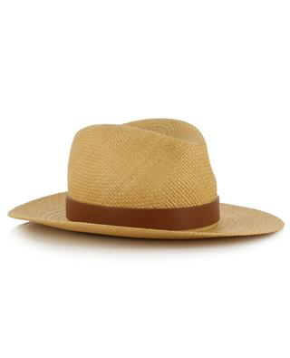 Toquilla straw hat VALENTINO