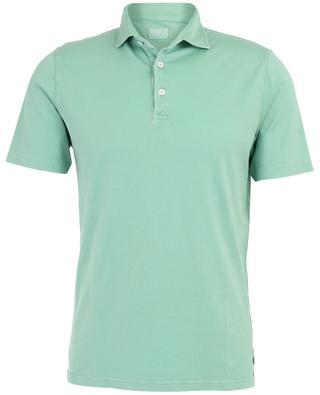 Zero Giza organic jersey polo shirt FEDELI