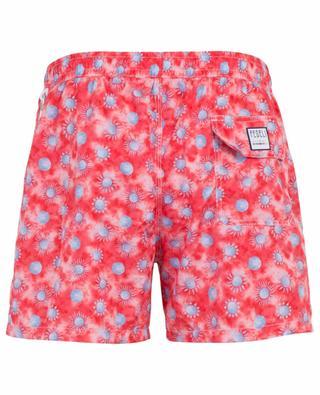 Madeira printed microfiber swim shorts FEDELI